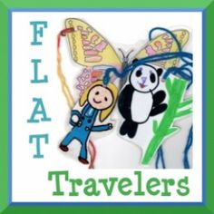 Trading flat travelers through the mail is an engaging way learn about geography and even other cultures! Simply create a flat traveler -- a paper or cardstock character that can fit into an envelope. Arrange a host family, and mail your flat to...