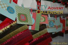 Little House of Four: {DIY} Advent Calender...