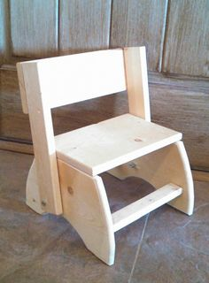 childu0027s chair that turns into a step - Google Search & Wooden Step Stool and Chair - Jungle | Kids | Pinterest | Wooden ... islam-shia.org
