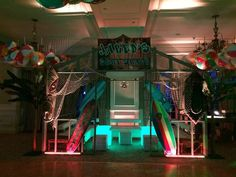 – Beach Theme Event at Old Oaks Country Club Visual Lighting, Great Neck, Some Beautiful Pictures, Surf Shack, Beach Themes, Surfing, Neon Signs, Entertaining, Club