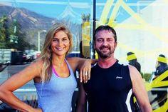 Tim Horton@TimHortonphoto An extra treat seeing @GerardButler  at  @soulcycle Malibu shooting @GabbyReece @TheRainCatcher for @thelocalmalibu