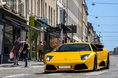 Lamborghini Murciélago LP-640