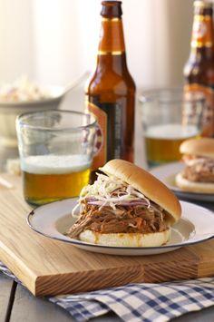 North Carolina Barbecued Pulled Pork Sandwiches | Fox News Magazine