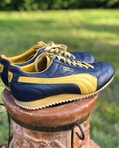 Puma Tahara Puma Sneakers, Shoes Sneakers, Pumas Shoes, Men's Shoes, Vintage Sneakers, Adidas Samba, Cas, Trainers, Athletic Shoes