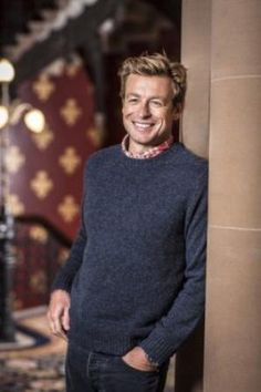 Image result for simon baker photoshoot