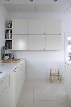 Kitchen design - Home and Garden Design Ideas white kitchen and bright colored stools kitchen Believe it or not. this kitchen was done on . Modern Kitchen Design, Interior Design Kitchen, Home Design, Design Ideas, Design Bathroom, Kitchen Designs, Design Design, New Kitchen, Kitchen Decor