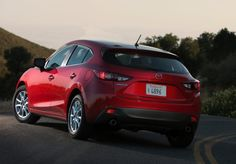 Cars HD Wallpaper 2014 Mazda 3 Hatchback Wallpaper