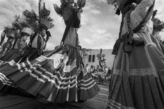 Original art for sale at UGallery.com | Harvest Dance, Oaxaca, Mexico by Hal Robert Myers | photography | http://www.ugallery.com/photography-harvest-dance-oaxaca-mexico