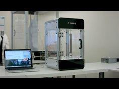 Demo: Electroloom Mini - YouTube