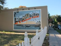 Fun and funky downtown Dunedin Florida. One of my top places in the Sunshine State.