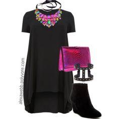 Plus Size - NYE Swingdress