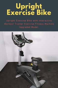 The 10 Best Upright Exercise Bike - 2020 Upright Exercise Bike, Upright Bike, Workout Machines, Fun Workouts, Spin