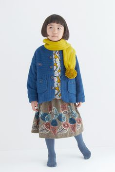 choucho コート | minä perhonen Cute Outfits For Kids, Cute Kids, Japanese Kids, Kid Poses, Girl Inspiration, Stylish Kids, Kid Styles, Kids Wear, Kids And Parenting