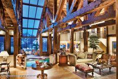 Rupert Murdoch's former home in Aspen