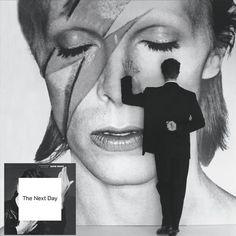 """""""The next day"""" nouvel album de David Bowie, Ziggy is back - Marie Claire"""
