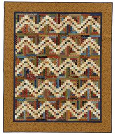 """Code: ISBN: 9781604688764 Author: Kim Brackett Get scrappy with the best-selling author of the """"Scrap-Basket"""" series! In her fifth book, Kim Brackett reveals a fun surprise waiting in these gorgeous repeat-block designs: each quilt pattern comes wi Scrappy Quilts, Easy Quilts, Small Quilts, Mini Quilts, Quilting Projects, Quilting Designs, Quilting Ideas, Sewing Designs, Sewing Ideas"""