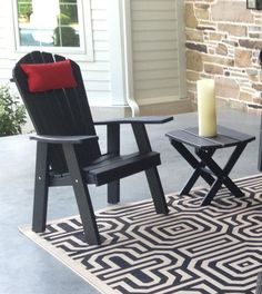 1000 images about porch ideas on pinterest adirondack for Polywood patio furniture outlet