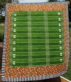 football field quilt