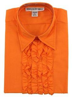 Orange Ruffled Tuxedo Shirt (Small) (Small) Fun Costumes http://www.amazon.com/dp/B005J4HDUC/ref=cm_sw_r_pi_dp_5Q1lub0TTMV85