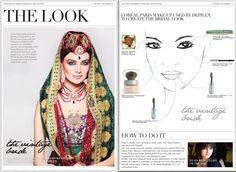 Pakistani Bridal Make Up! Mughal Make Up