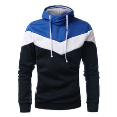 Hot Sale 2015 Autumn Mens Fashion Hoodies Sweatshirt Sportswear Male Casual Patchwork Slim Fit Fleece Jacket 6 Colors Plus Size-in Hoodies & Sweatshirts from Men's Clothing & Accessories on Aliexpress.com | Alibaba Group