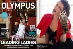 Olympus Magazine - April 2014
