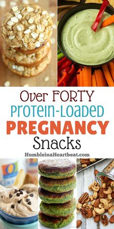 Having trouble getting the extra protein you need for your pregnancy? These protein-loaded pregnancy snacks are perfect for increasing your intake! Protein snacks for pregnancy diet and pregnancy nutrition. Healthy Pregnancy Snacks, Pregnancy Eating, Pregnancy Nutrition, Pregnancy Health, Pregnancy Info, Pregnancy Lunches, Pregnancy Food Recipes, Pregnancy Snack Ideas, Pregnancy Care