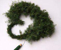 Suvikumpu: HAVUSYDÄN JA -KRANSSI - ohje Christmas Diy, Christmas Wreaths, Diy Wreath, Garden Plants, Herbs, Holiday Decor, Crafts, Handicraft Ideas, Christmas