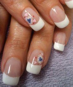 love me my way by aliciarock - Nail Art Gallery nailartgallery.nailsmag.com by Nails Magazine www.nailsmag.com #nailart