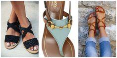 DE COMPRAS...Y+: Sandals Are For Summer