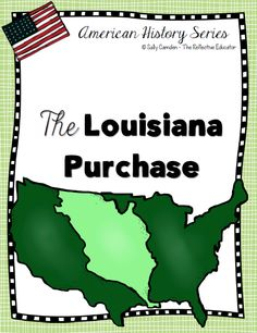 louisiana purchase research paper