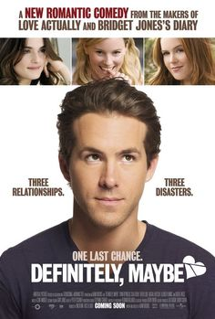 Good original romantic comedy. Mostly because, in the end, the best love story is the one between a dad and his daughter.