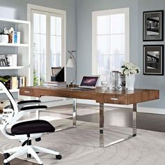 Make your home office look good