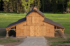 pole barn design ideas pictures remodel and decor page 7 - Barn Design Ideas