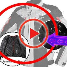 Winter Waterproof Motorcycle Riding JacketRemovable CE Armored HiVis Reflective Thermal Motorbike Jacket for Men 3XL GRAY in Ditmas Village cs5bf7u21rg Motorcycle Rain Suit, Motorbike Jackets, Rain Pants, Rain Jacket, Beginner Skateboard, Play Kitchen Accessories, High Collar, Workout Pants, Womens Scarves
