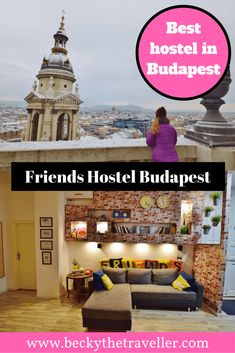 Are you looking for the best hostel in Budapest? Read about my stay at Friends Hostel Budapest. A lovely, clean and tidy hostel in a perfection location for exploring the city. You'll be made to feel welcome at Friends Hostel Budapest without feeling like you're in a nightclub (aka a party hostel!) Full review on Friends Hostel Budapest   Places to stay in Budapest   Hostels Budapest   Budget accommodation Budapest   Budapest Hungary