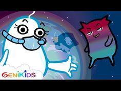 Sauvons la planète - Dessin animé éducatif Genikids - YouTube