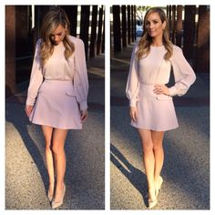Blouse and Skirt, Alice + Olivia