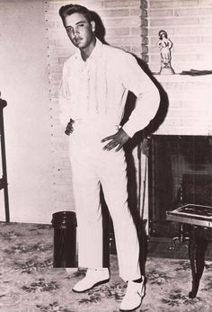 This picture was taken in Killeen, TX, July 1958; Elvis was 23 and completing his basic training at Fort Hood.
