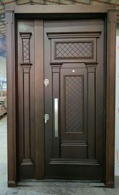 Wooden Doors From Wood E Crafts Main Door Design