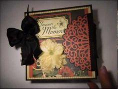 Treasure the Memory Mini Album  BelindaAkers