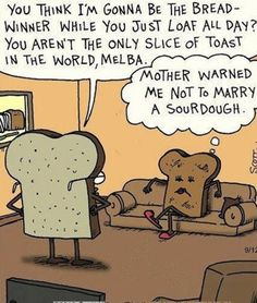 Funny breads!