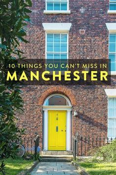 The Top 10 Things To Do in Manchester — ckanani luxury travel & adventure - Irland Manchester England, Manchester City, Manchester Travel, Visit Manchester, London England, London Eye, Stonehenge, Brighton, Liverpool