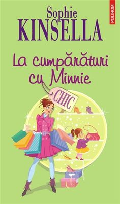 Un fel de jurnal: La cumpărături cu Minnie de Sophie Kinsella Minnie, Family Guy, Guys, Cover, Books, Fictional Characters, Christmas, Xmas, Libros
