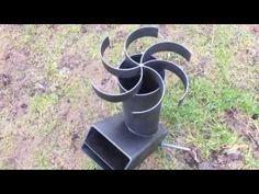 Apostol Rocket Stoves - The 2014 Prototype - YouTube