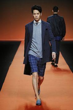 VanHart di Albazar Spring 2015 Seoul Fashion Week