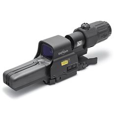 EOTech HHS III Holographic Hybrid Sight III 518.2 with G33.STS Magnifier Black   Badoptics - 1