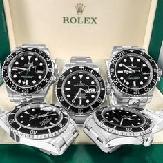 Are you a fan of Rolex? DM for pricing and get yours today! . . . .