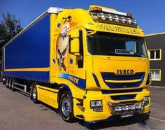 IVECO- TRUCK