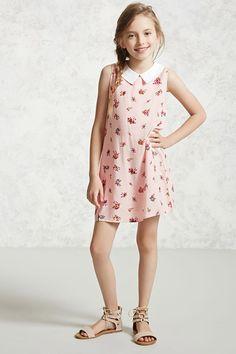 Girls Floral Dress (Kids)